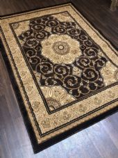Modern Aprox 6x4ft 115x1165cm Woven Stunning Rugs Top Quality Brown/Beige Nice